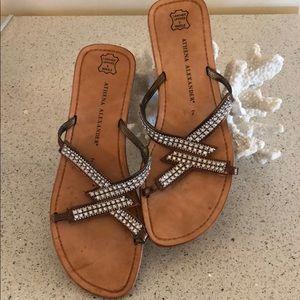 Shoes - Sexy rhinestone sandals